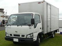 Nissan Atlas 3-й рестайлинг, 3 поколение, 06.2004 - 12.2006, Грузовик