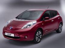 Nissan Leaf 1 поколение, 08.2009 - 09.2017, Хэтчбек 5 дв.