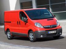 Opel Vivaro рестайлинг, 1 поколение, 07.2006 - 07.2014, Коммерческий фургон