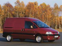 Peugeot Expert рестайлинг 2004, коммерческий фургон, 1 поколение