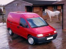 Peugeot Expert 1995, коммерческий фургон, 1 поколение