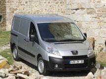 Peugeot Expert 2 поколение, 01.2007 - 12.2013, Коммерческий фургон