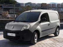 Renault Kangoo 2008, цельнометаллический фургон, 2 поколение