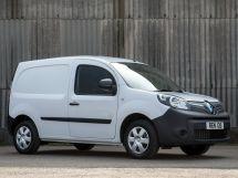 Renault Kangoo рестайлинг 2013, цельнометаллический фургон, 2 поколение