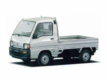 Subaru Sambar Truck 1990, бортовой грузовик, 5 поколение, KS