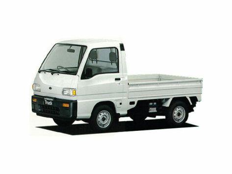Subaru Sambar Truck KS