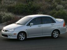 Suzuki Aerio рестайлинг 2003, седан, 1 поколение