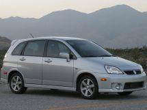 Suzuki Aerio рестайлинг, 1 поколение, 11.2003 - 07.2006, Хэтчбек 5 дв.