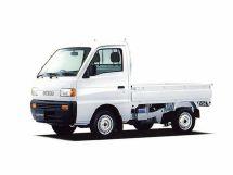 Suzuki Carry Truck рестайлинг 1995, бортовой грузовик, 10 поколение
