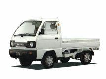 Suzuki Carry Truck рестайлинг 1990, бортовой грузовик, 9 поколение