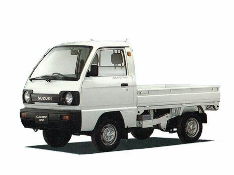 Suzuki Carry Truck  03.1990 - 08.1991