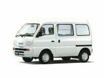 Suzuki Carry Van рестайлинг 1993, цельнометаллический фургон, 9 поколение