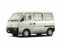 Suzuki Carry Van 1991, цельнометаллический фургон, 9 поколение