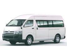 Toyota Hiace 2004, автобус, 5 поколение, H200