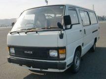 Toyota Hiace 1989, цельнометаллический фургон, 4 поколение, H100