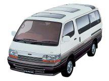 Toyota Hiace 1989, минивэн, 4 поколение, H100