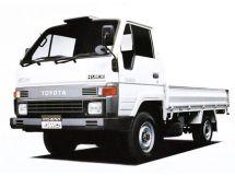 Toyota Hiace 1985, бортовой грузовик, 3 поколение, H80/90
