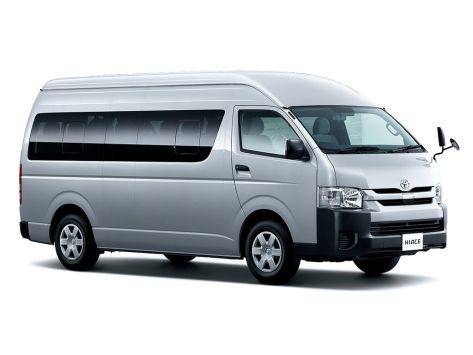 Toyota Hiace (H200) 12.2013 -  н.в.