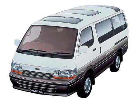 Toyota Hiace (H100) 08.1989 - 07.1993