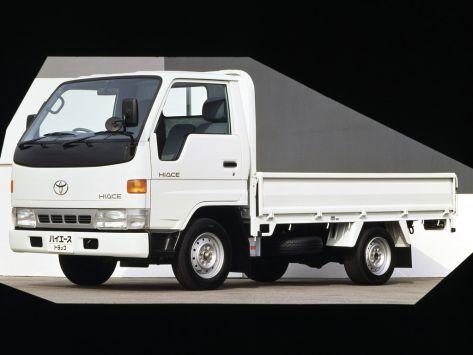Toyota Hiace (Y100) 05.1995 - 08.2001