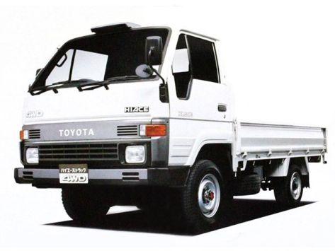 Toyota Hiace (H80/90) 08.1985 - 04.1995