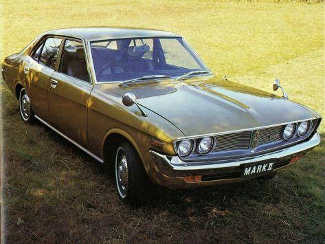 Toyota Mark II (X10) 01.1972 - 11.1976