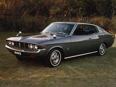 Toyota Mark II (X20) 01.1972 - 11.1976