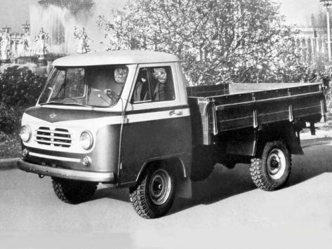 УАЗ Буханка (451) 01.1961 - 12.1965