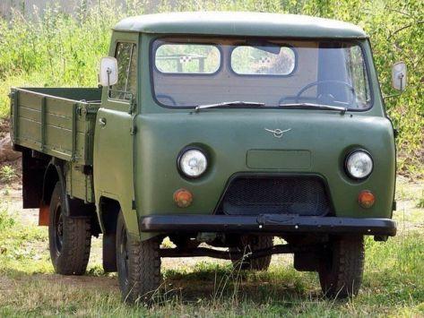 УАЗ Буханка (451) 01.1966 - 12.1982