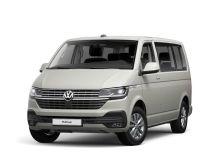 Volkswagen Multivan рестайлинг, 6 поколение, 02.2019 - н.в., Минивэн