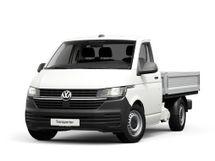 Volkswagen Transporter рестайлинг 2019, бортовой грузовик, 6 поколение, T6.1