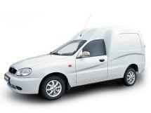 ЗАЗ Ланос 2008, коммерческий фургон, 1 поколение