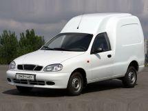 ЗАЗ Сенс 2007, цельнометаллический фургон, 1 поколение