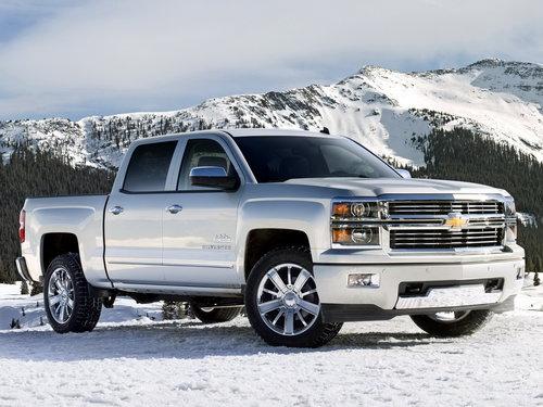 Chevrolet Silverado 2012 - 2015