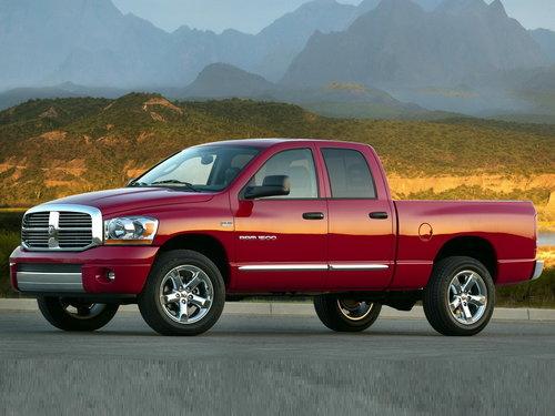 Dodge Ram 2006 - 2008