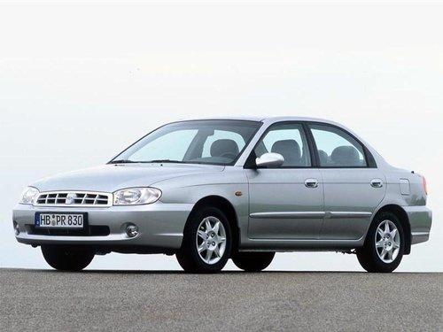 Kia Sephia 1998 - 2001