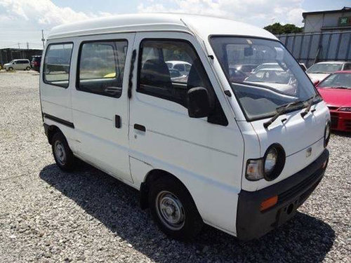 Mazda Scrum 1991 - 1998