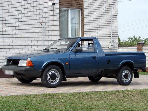 Москвич 2335 1991 - 2002