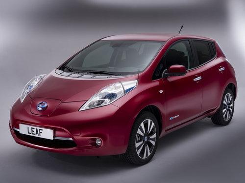Nissan Leaf 2009 - 2017