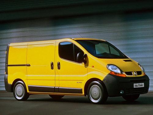 Renault Trafic 2001 - 2006
