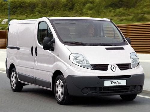 Renault Trafic 2006 - 2014