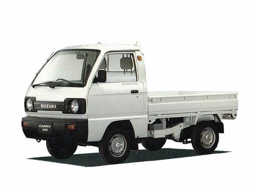 Suzuki Carry Truck 1990 - 1991