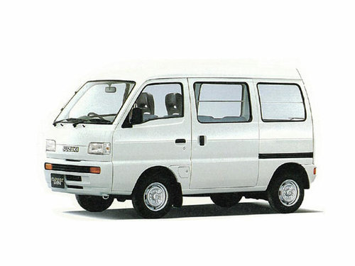 Suzuki Carry Van 1993 - 1995