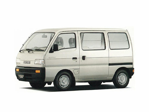 Suzuki Carry Van 1991 - 1992