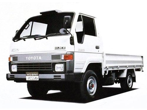 Toyota Hiace 1985 - 1995