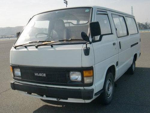 Toyota Hiace 1989 - 1993