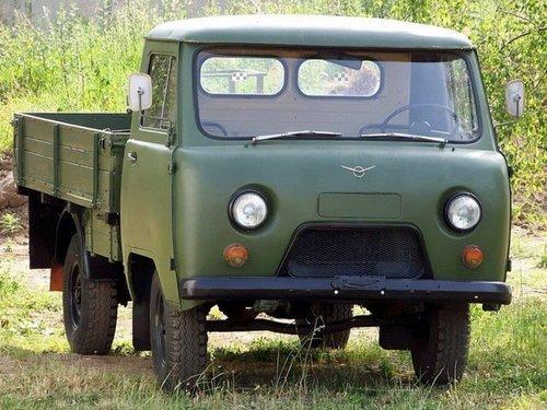 УАЗ Буханка 1966 - 1982