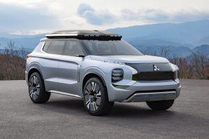 Подтвержден выход нового Mitsubishi Outlander в 2020 году