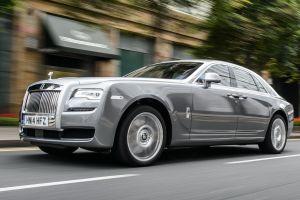 У 18-летнего москвича угнали Rolls-Royce Ghost стоимостью 19 млн рублей