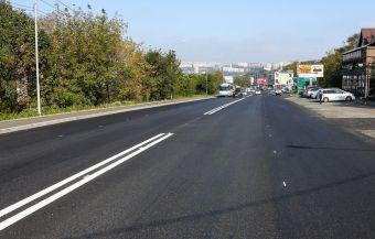 Это минимальная сумма за последние три года. Дорожные работы пройдут на улицах Успенского, Монтажной, Сабанеева, Каплунова и Крыгина.